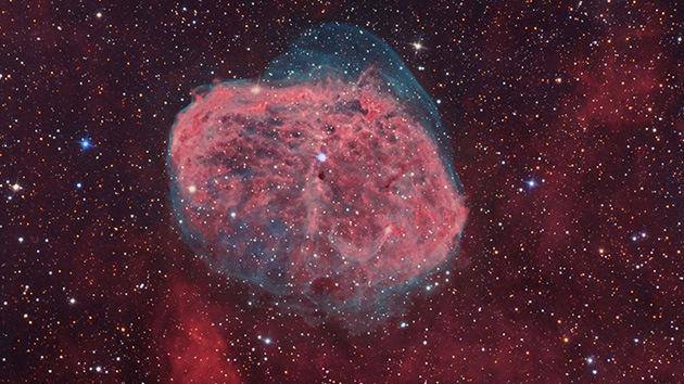 ¿En qué cabeza cabe el universo?: El cosmos crece como si fuera un cerebro gigante