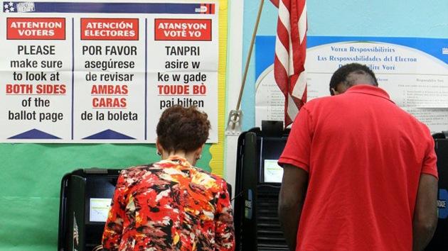Florida revisará las listas electorales a partir de una base de datos de inmigrantes