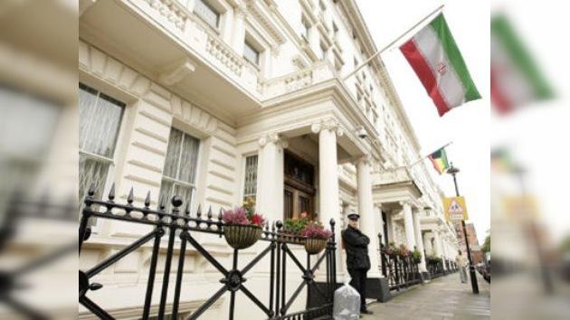 Londres congela las relaciones diplomáticas con Irán