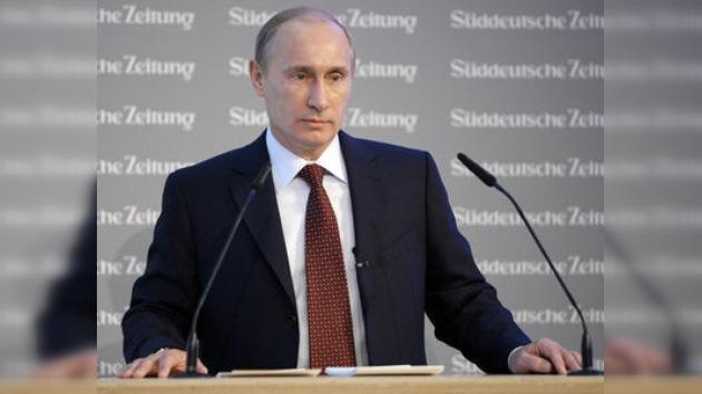 """Putin propone crear una alianza económica """"desde Lisboa a Vladivostok"""""""