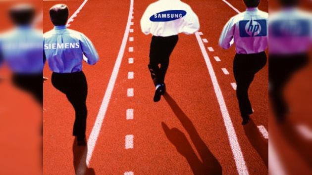 Samsung terminó el 2009 siendo el mayor productor de electrónica