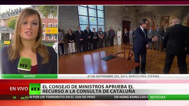 """Rajoy: """"La consulta de Cataluña atenta contra los derechos de los españoles"""""""