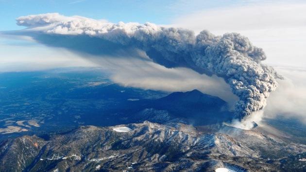 ¿Sucumbirá Japón por culpa de un volcán?