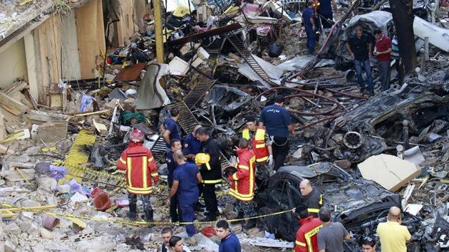 Siria rechaza su implicación en el atentado de Beirut