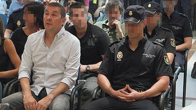 España: El Tribunal Constitucional decide mantener en prisión a un exdirigente de Batasuna