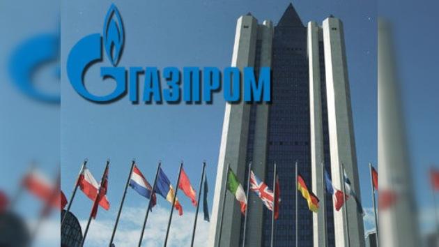 Gazprom se asienta en Brasil