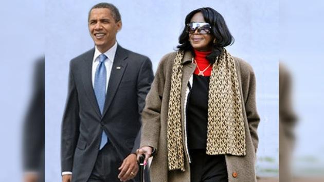 Asilo político para la tía 'ilegal' de Barack Obama