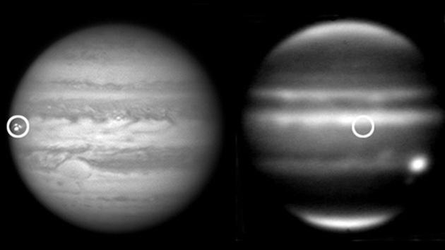 La transformación de Júpiter deja asombrados a los científicos