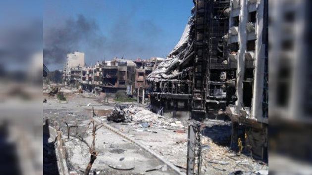 Llegan a Siria los primeros observadores de la ONU