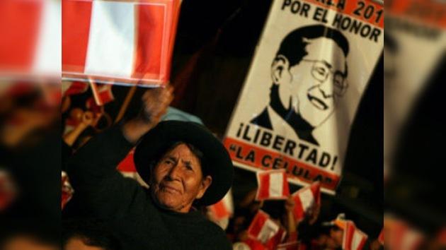 Lanzan una campaña para excarcelar a Fujimori