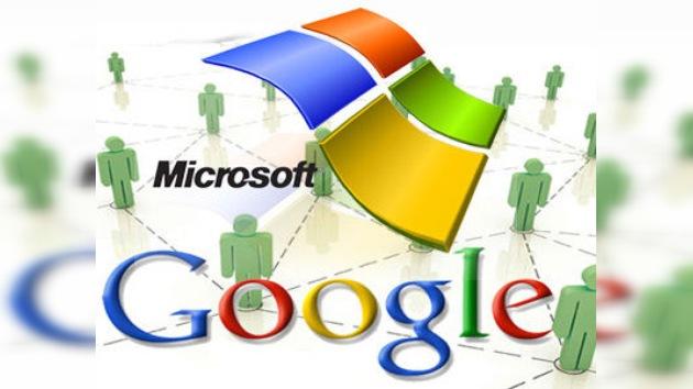 Microsoft acusa a Google de espiar a internautas por razones económicas