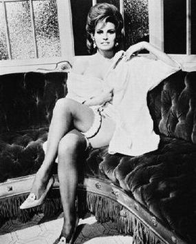 La actriz Raquel Welch cumplió 70 años