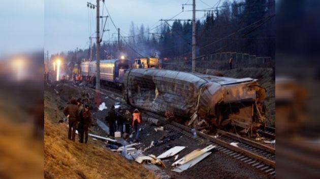 Rusia suspende el uso de vagones como los del Nevski Express