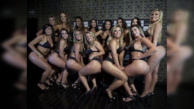 El Mejor trasero de Brasil: la Miss 'Bumbum'