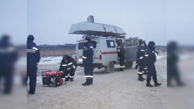 Unos 500 pescadores rescatados en el sur de Rusia