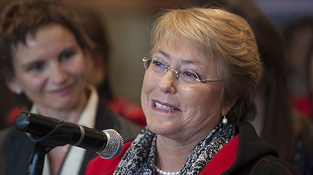 Chile: La ex presidenta Michelle Bachelet aspirará a la reelección