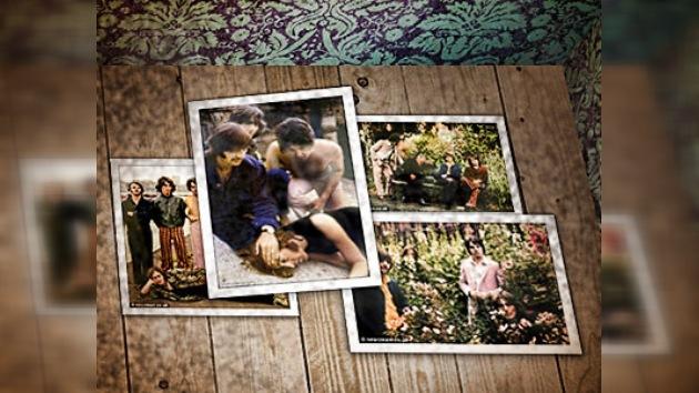 Desempolvadas inéditas fotos de los Beatles