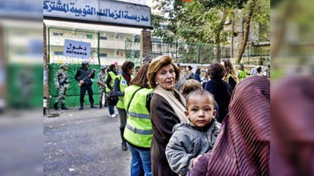 Comienza la segunda ronda de las elecciones legislativas en Egipto