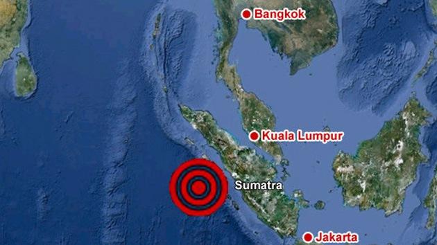 Fuerte terremoto de 6,6 grados de magnitud sacude Indonesia