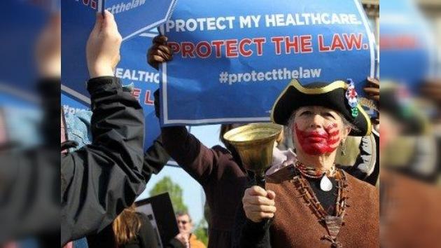 La reforma sanitaria de Obama divide a EE. UU.