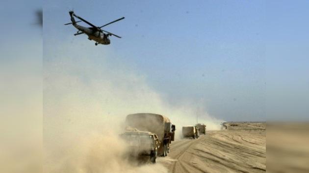 La Infantería de Marina de EE. UU. se retira de Iraq