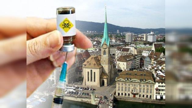 Los ciudadanos de Zúrich decidieron no poner fin al 'turismo de la muerte'