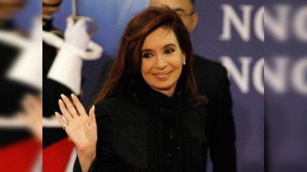 """Argentina aplica """"sintonía fina"""" contra la crisis mundial"""