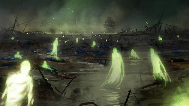 Video: científicos logran crear 'fantasmas' en un laboratorio