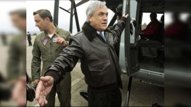 La actividad sísmica no deja de sacudir a Chile