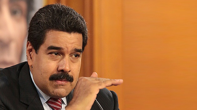 """Maduro: La directora del FMI """"tiene un espagueti en el cerebro"""""""