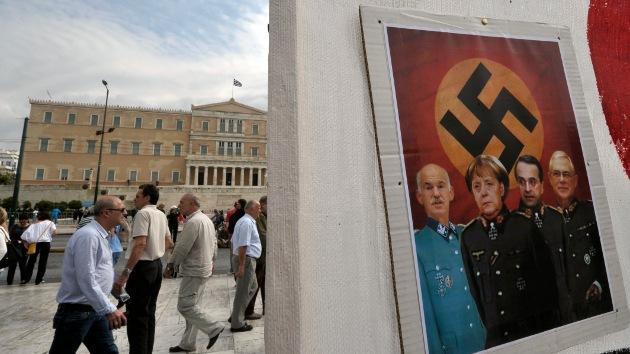 Grecia pretende recobrar 140.000 millones de dólares de Alemania