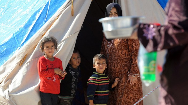 """ONU: """"Los alimentos subieron en Siria un 70%, el gas un 400%"""""""