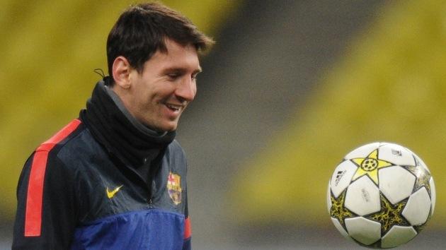 Un equipo ruso, dispuesto a pagar 250 millones de euros para llevarse a Messi