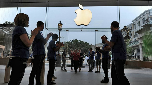 Apple choca con un partido liberal al intentar registrar su marca en Rusia