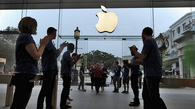 Apple choca con un partido liberal al intentar registrar su marca en Rusia