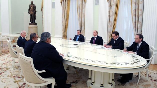 EE.UU. está en pánico por su poderío menguante tras el acuerdo entre Rusia y Baréin
