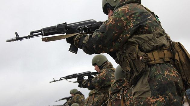 Rusia crea sus Fuerzas Especiales para combatir las lacras universales