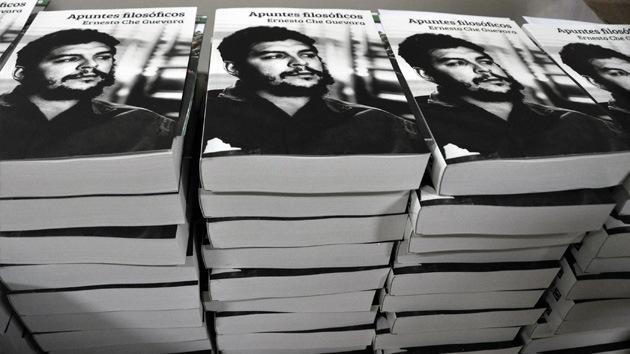 """Las reflexiones filosóficas del Che """"nos retan a ser mejores"""""""