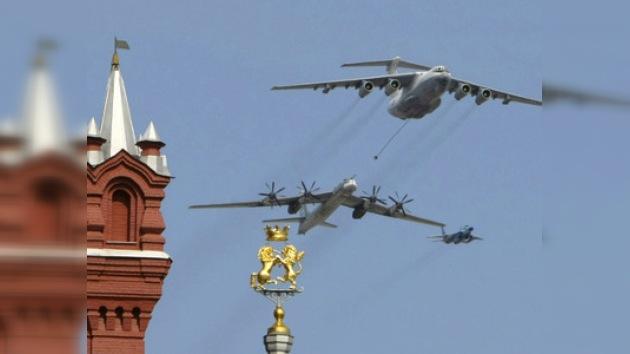 Las autoridades rusas preparan ya la celebración de la Victoria en mayo
