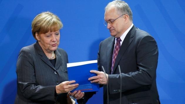 Los 'cinco sabios' vaticinan la degradación económica de Alemania