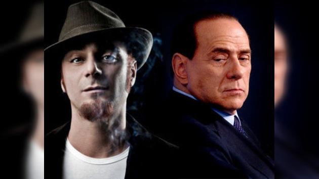 El nuevo himno del partido de Berlusconi, denunciado por plagio