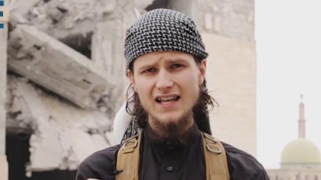 """Militante canadiense del EI amenaza a Canadá con atentados """"donde más le duele"""""""