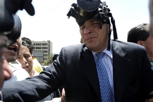 Sublevación en Ecuador: imágenes del intento de golpe de Estado