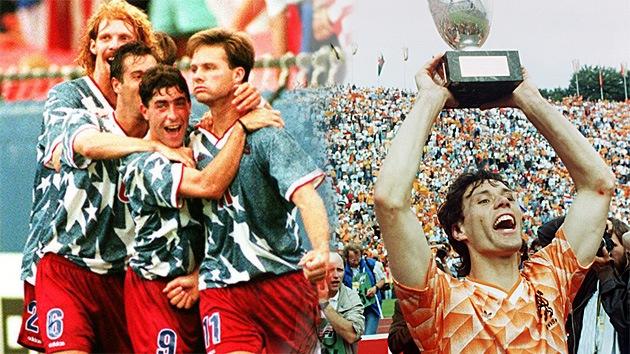 'Cebras', 'kétchup' o 'brécol': Los uniformes más absurdos de la historia de fútbol