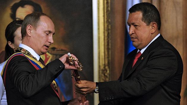 Rusia y la Venezuela chavista: 14 años de afinidad