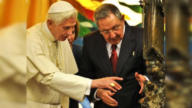 Cara a cara en La Habana: Raúl Castro se reúne con el Papa