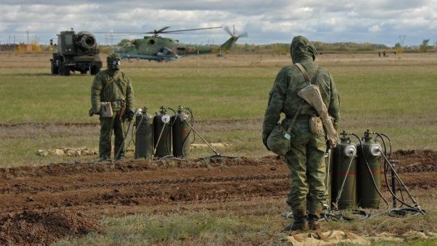 Rusia se prepara para afrontar un ataque terrorista contra objetivos nucleares