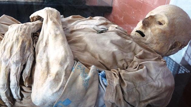 Los muertos de un pueblo colombiano se momifican por razones misteriosas