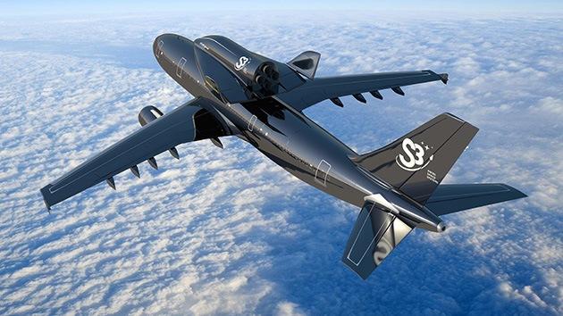 Suiza lanzará un trasbordador espacial desde un avión