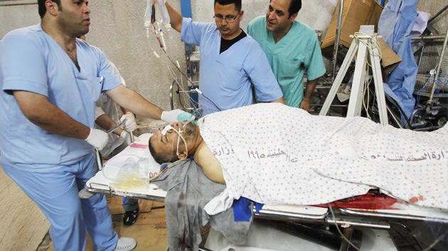 Ataque de tanques israelíes deja varios heridos en la Franja de Gaza